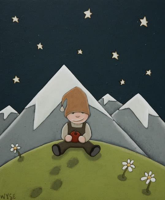 littlehiker-Peter Wyse