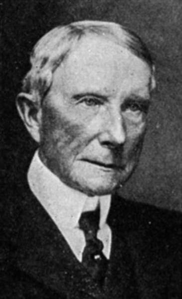 biography of john d rockefeller pdf