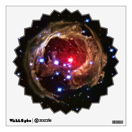 Red Supergiant Star V838 Monocerotis Wall Graphics