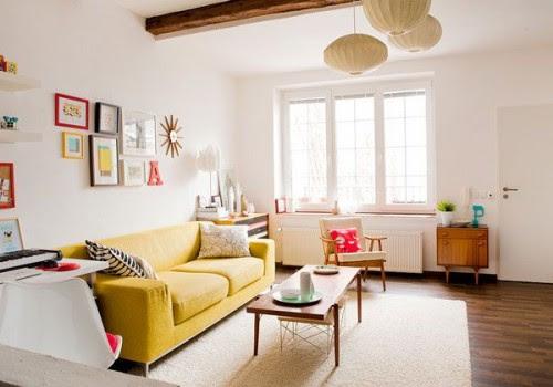 Ideas Como Decorar Una Sala Pequena Con Poco Dinero