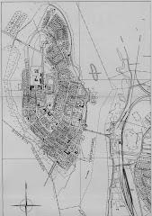Kartta vuodelta 1963