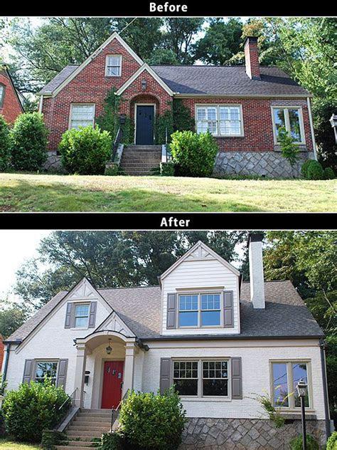 diy idea   suitcase home exterior makeover