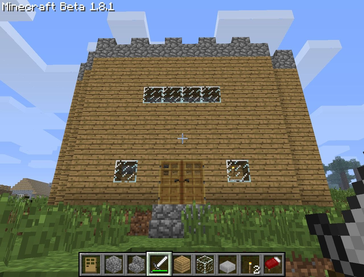 Cool 3-Story House Minecraft Project