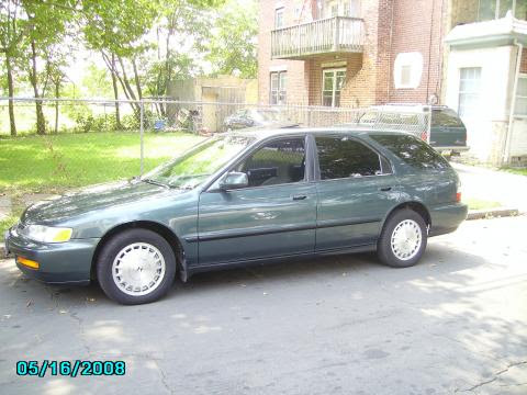 97 honda accord ex wagon
