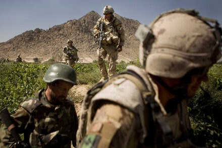 Canadian Veterans Fill Void to Help Afghans Who Once Worked With Them