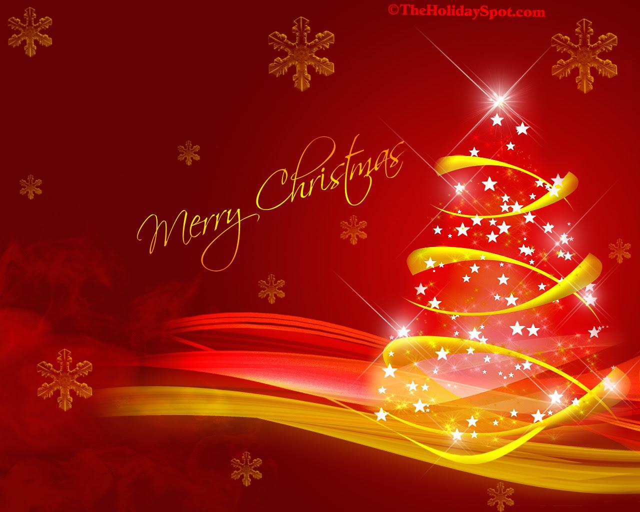 1280x1024 Christmas Wallpapers 1280x1024 High quality Christmas tree ...