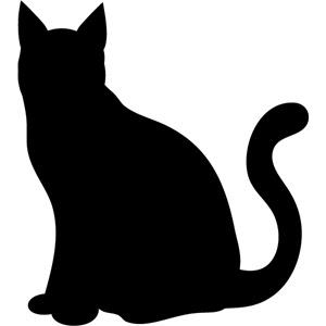 Download Silhouette Design Store - View Design #31576: cat silhouette