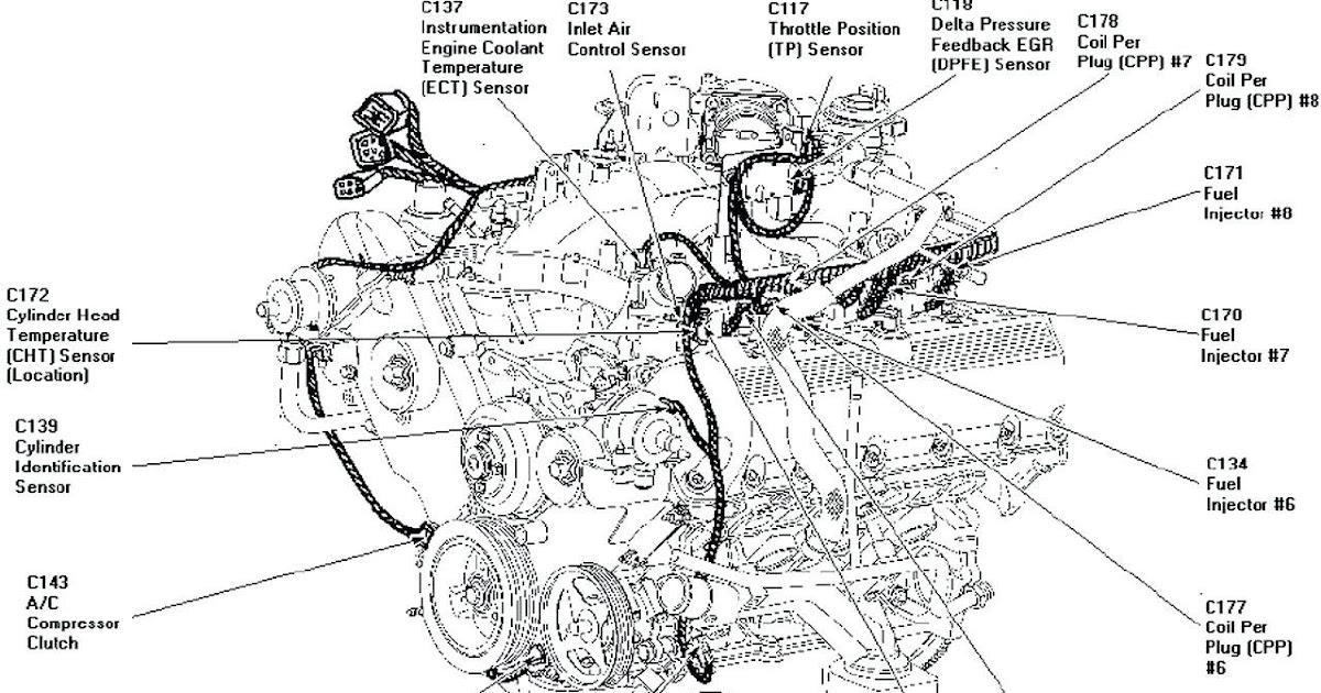 35 5 4 Triton Firing Order Diagram