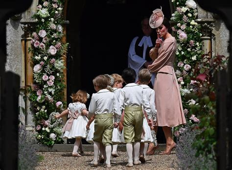 kate middleton  pippa middletons wedding pictures