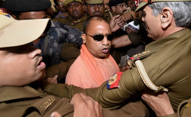 Bengaluru Woman Faces Police Case For Facebook Posts On Yogi Adityanath