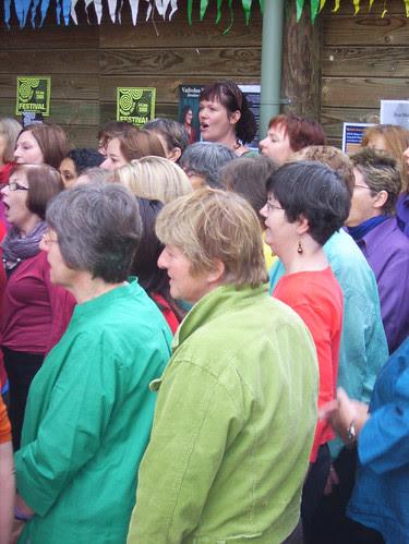 Zoe's choir