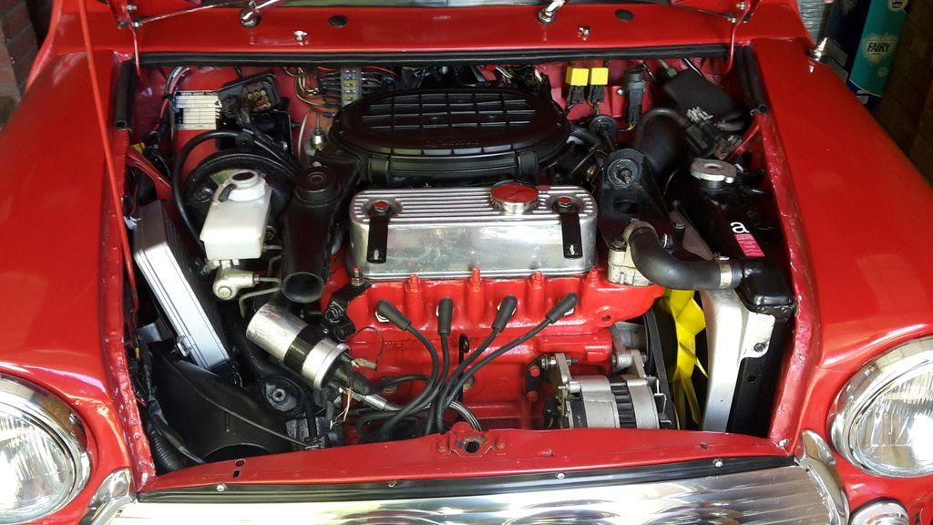 Rover Mini Fuse Box