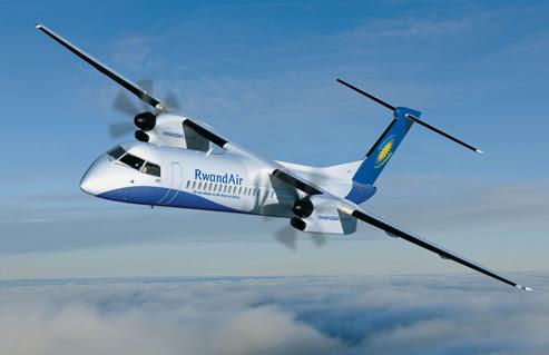 Rwandair Q400
