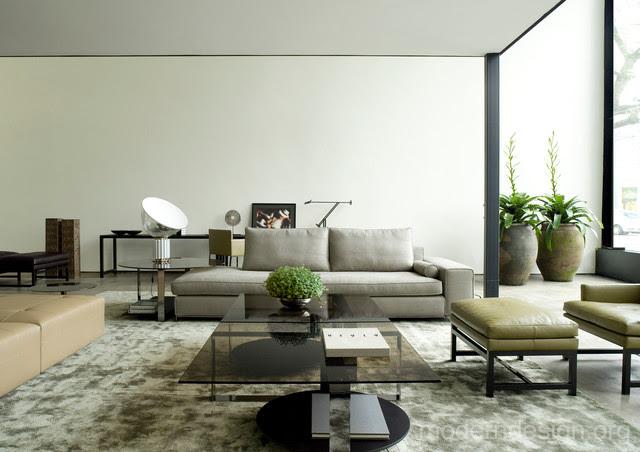 Modern Living Room Design – Interior Design