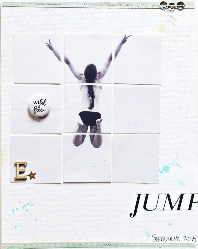 JUMP by jenkinkade at @studio_calico