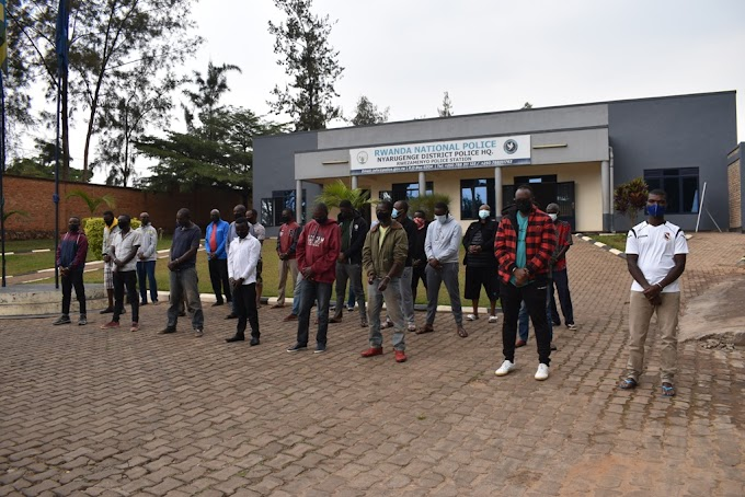 Abashoferi 33 bafashwe batwaye ibinyabiziga basinze - #rwanda #RwOT