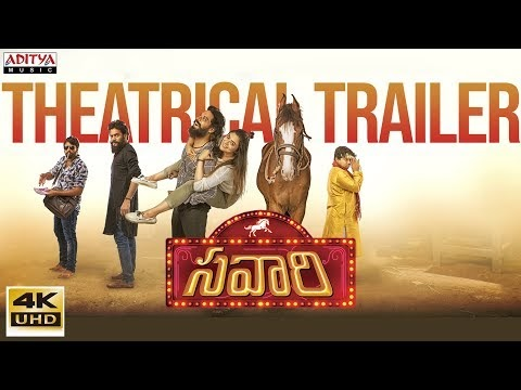 Savaari Movie Trailer