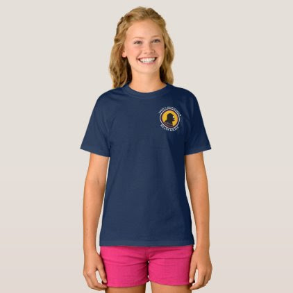 Hanes Tagless T-Shirt: Read Smart Cavewoman T-Shirt