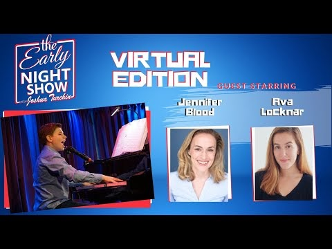 S2 Ep11 The Early Night Show (Jennifer Blood and Ava Locknar)