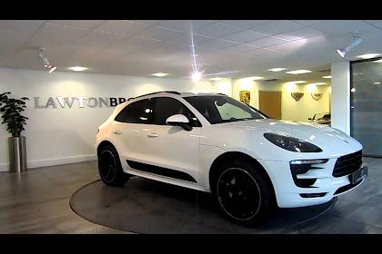 Porsche Macan S White