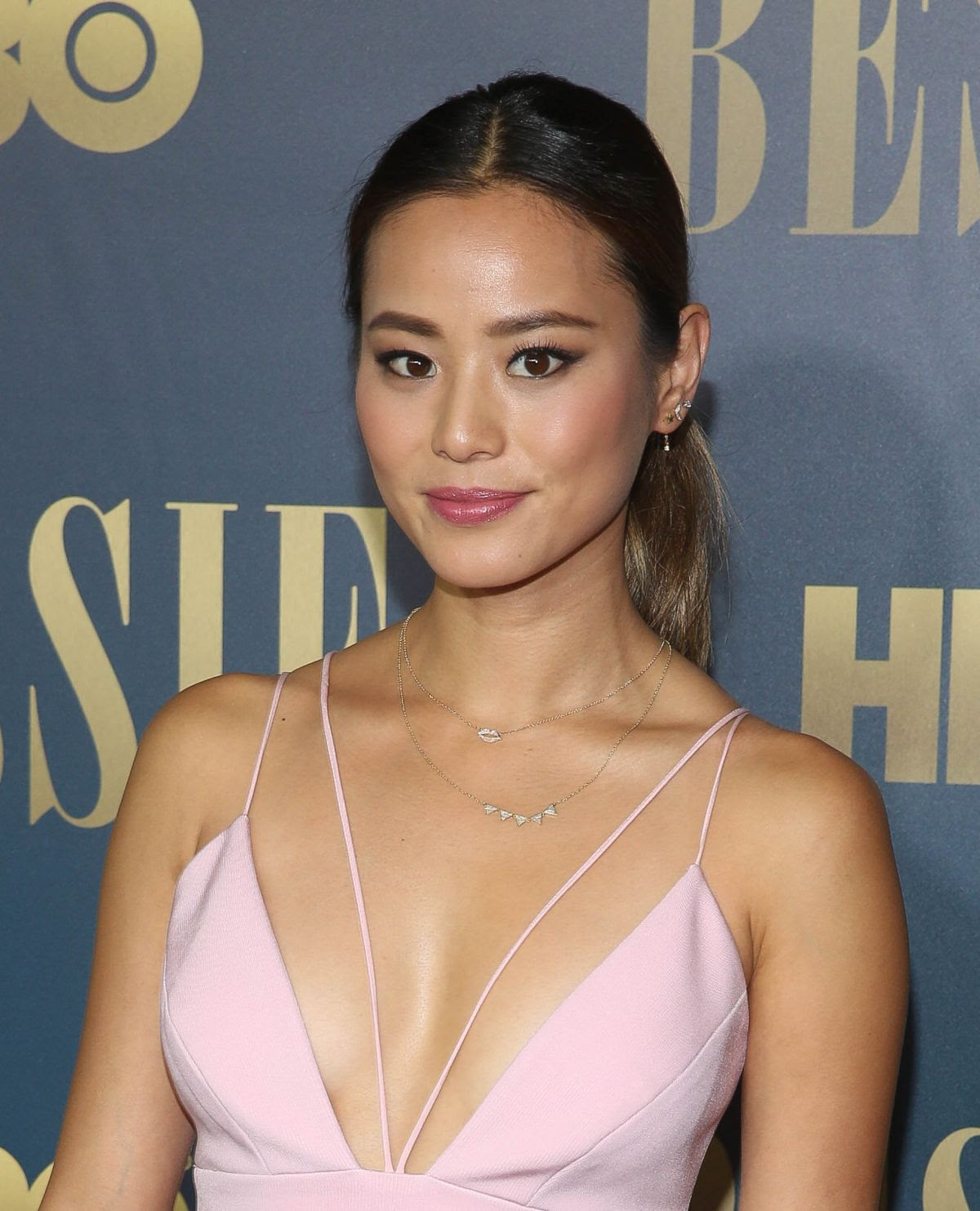 JAMIE CHUNG at Bessie Screening in New York