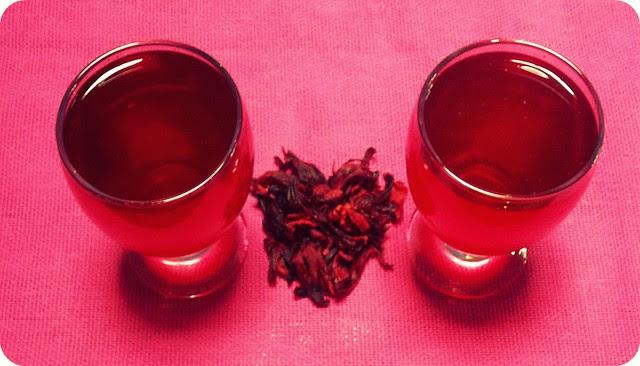 Agua de Jamaica_Hibiscus Flower Tea