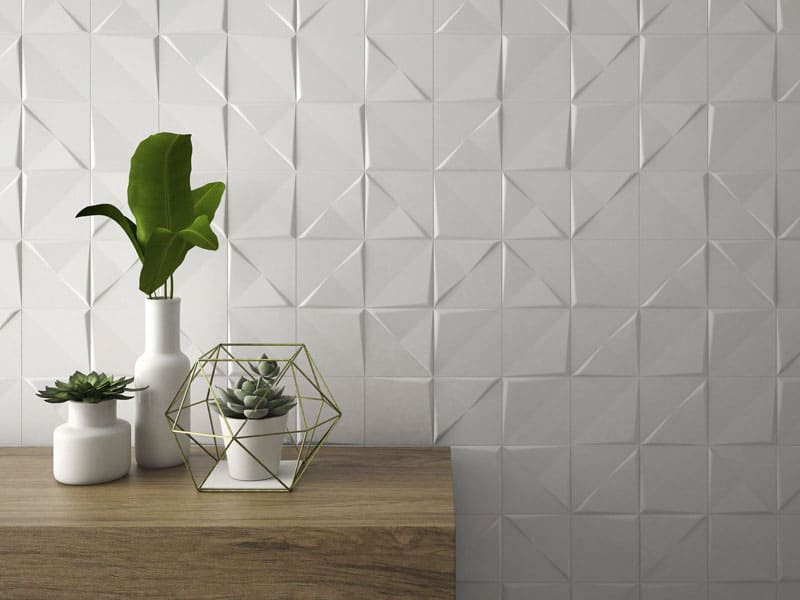 25 Spectacular 3D Wall Tile Designs To Boost Depth and Texture homesthetics ideas (6)
