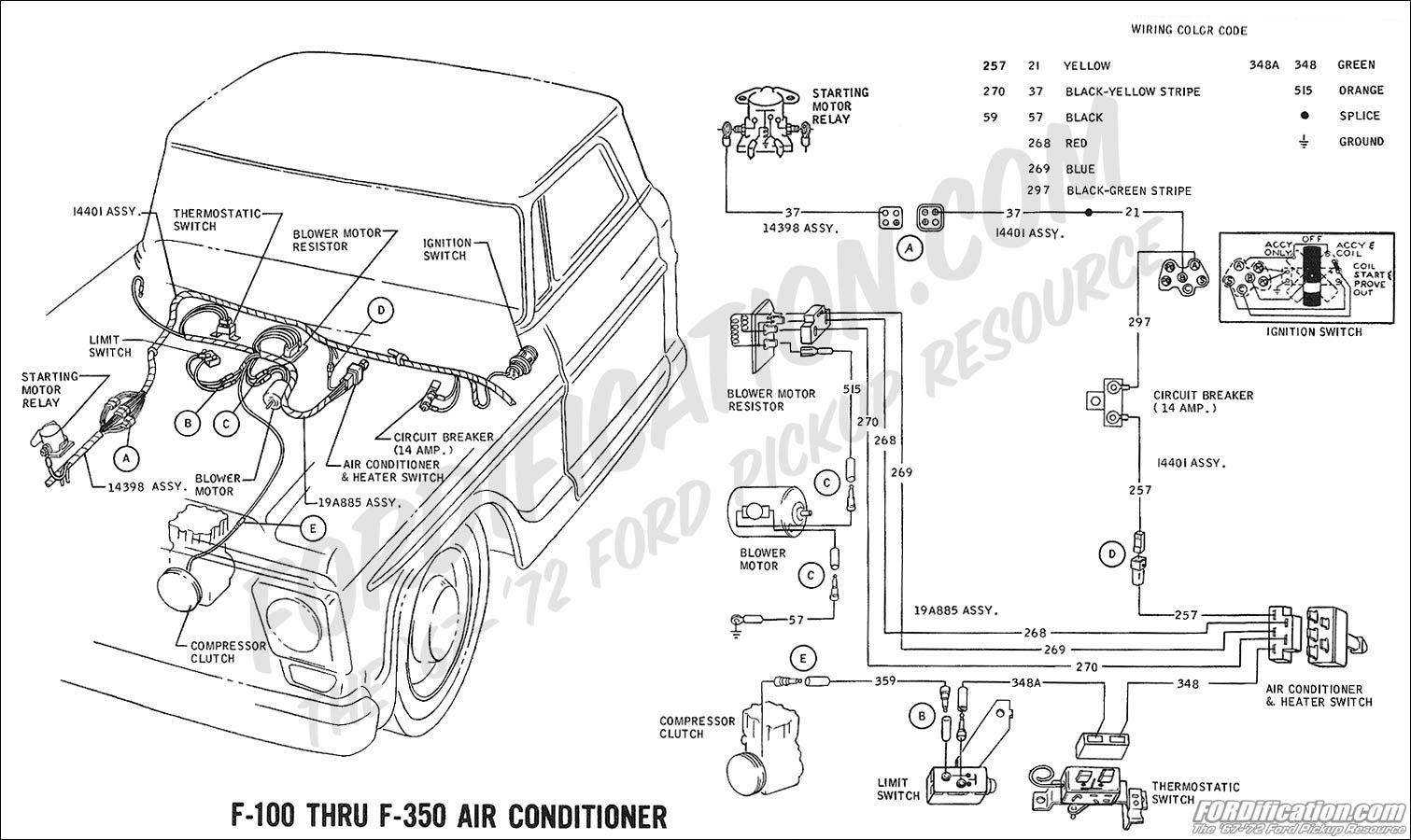 99 F150 Ac Heater Wiring Diagram