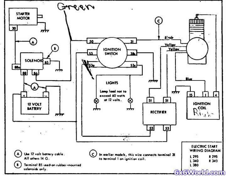 21 Beautiful John Deere 2040 Wiring Diagram