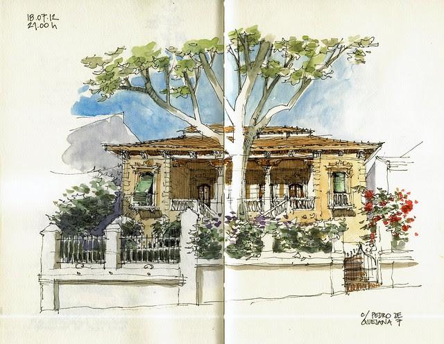 Málaga, Pedro de quejana 7