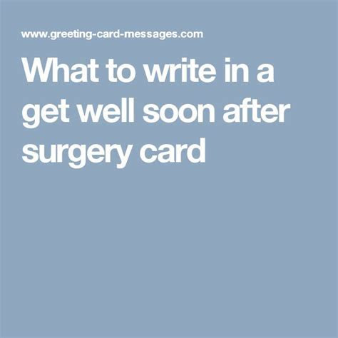 25  unique Get well card messages ideas on Pinterest   Get