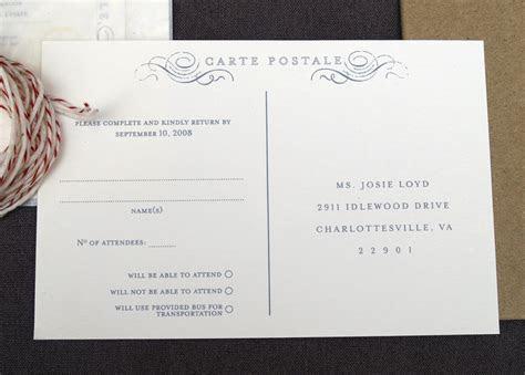 Laurel   Jedd's Creative and Elegant Wedding Invitations