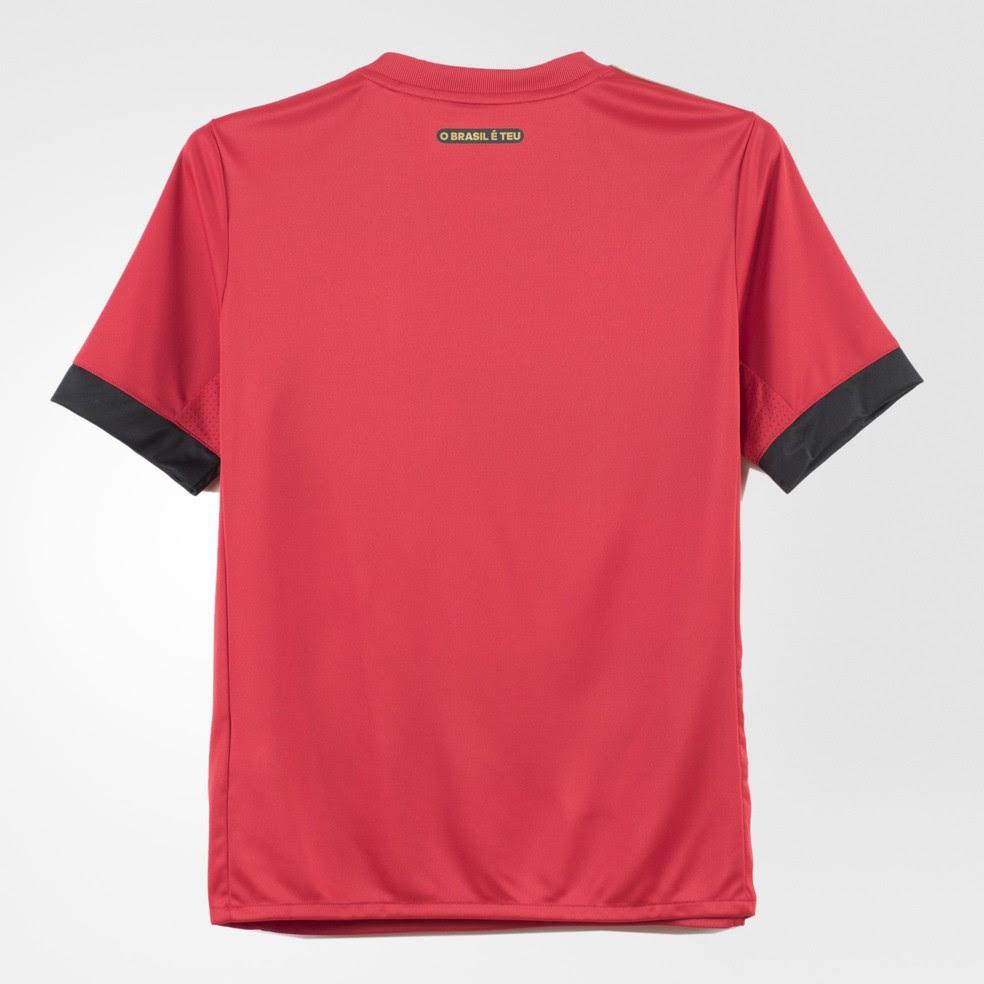 Camisa do Sport com a frase