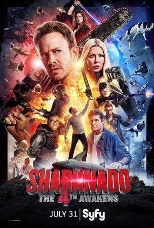 Sharknado 4 The 4th Awakens (2016) Movie Free Download