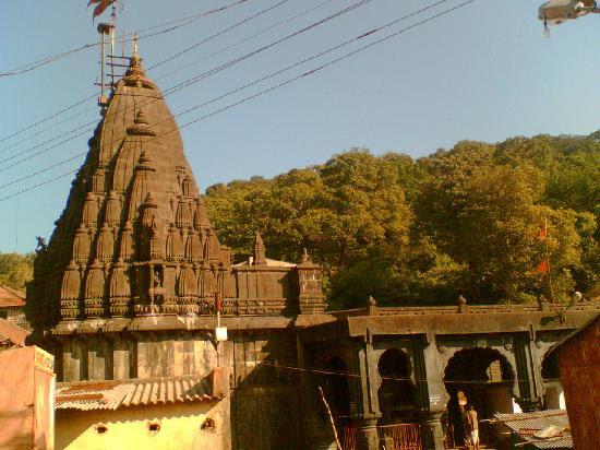 Twelve Jyotirlingas (Dwadasha Jyotirlinga) Darshana - 06. Sri Bhimashankar Temple, Near Pune