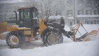 Snowzilla hits Westminster
