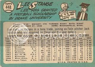 #448 Lee Stange (back)