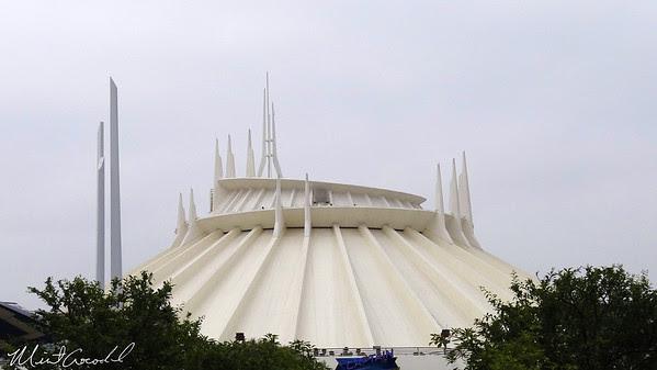 Disneyland Resort, Disneyland, Tomorrowland, Space Mountain