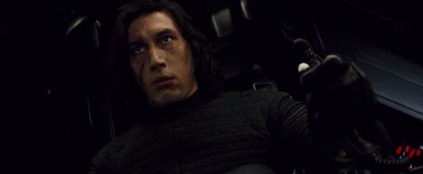 Kylo Ren wants to eliminate his past in STAR WARS: THE LAST JEDI.