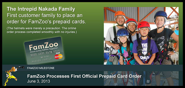 First FamZoo Prepaid Card Order