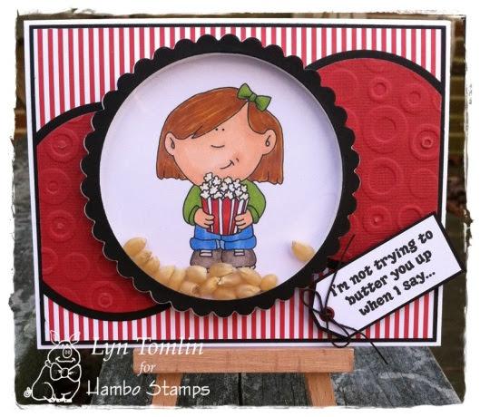 Hambo Wee Henrietta Popcorn