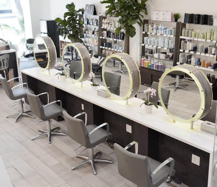 Galaxy Release Point: Nelson j Salon Opens Bright, Modern ...