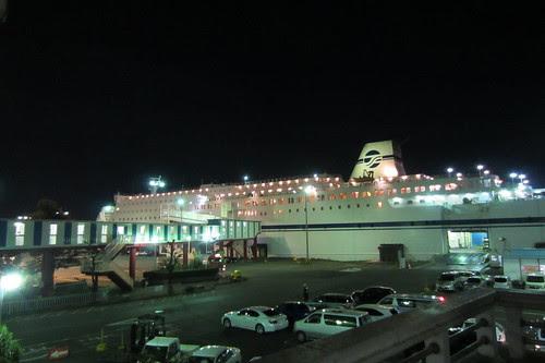きそ@名古屋港