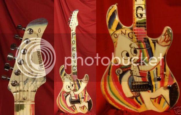 Fernandes Porong guitar
