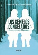 Los gemelos congelados (Flanagan XII) Andreu Martín, Jaume Ribera