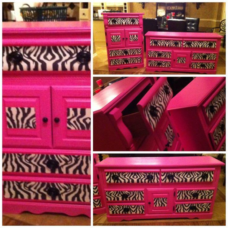 Zebra Room Girls on Pinterest