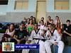 Em Paulinía, equipe Infinity Team de taekwondo conquista 12 medalhas de ouro