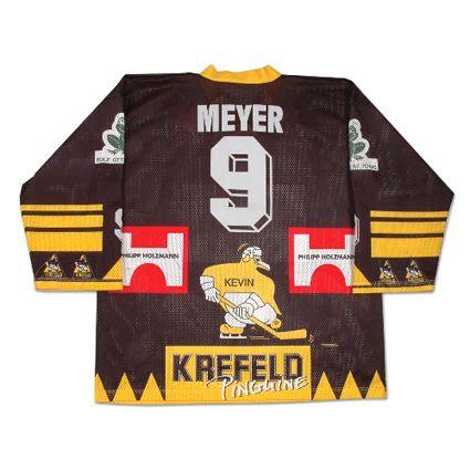 Krefeld Penguins 96-97 jersey, Krefeld Penguins 96-97 jersey