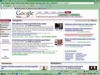 Go to Google News Germany