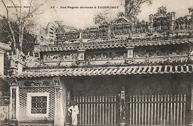 THUDAUMOT - PAGODE
